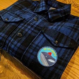 f9efb1b06a90a Pendleton Shirts   Vintage Shirt Jacket X Life Aquatic   Poshmark
